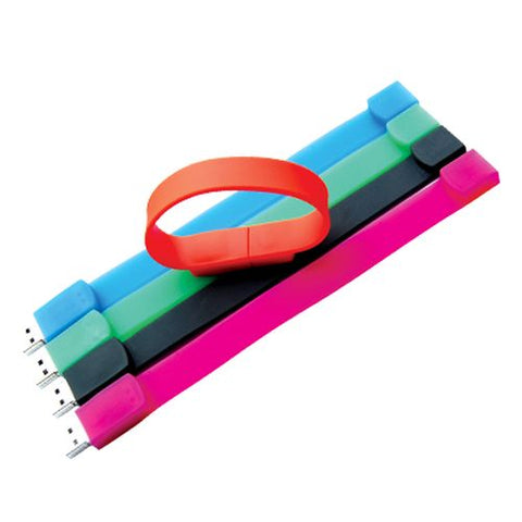 Silicone Wristband USB Flash Drive - Promotional Products