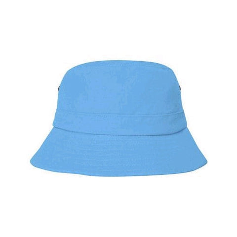 Adjustable Infants Bucket Hat with Toggle - Promotional Products