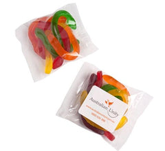 Yum Bags of Lollies - 50 grams - Promotional Products