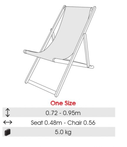 Full Colour Deck Chair - Promotional Products