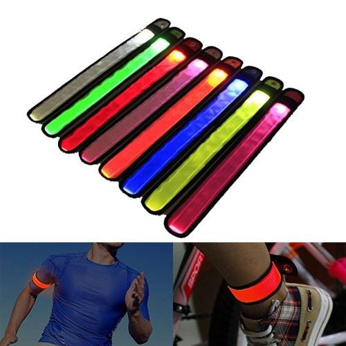 Sports LED Slap Bands - Promotional Products