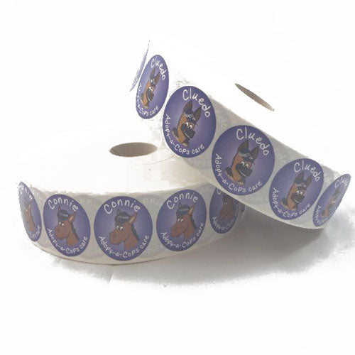 Stickers on a Roll - Promotional Products