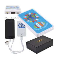 Tablet Basic Power Bank - Promotional Products