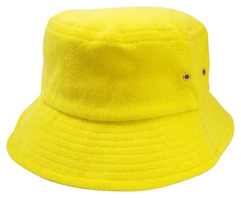 Terry Towelling Bucket Hat - Promotional Products