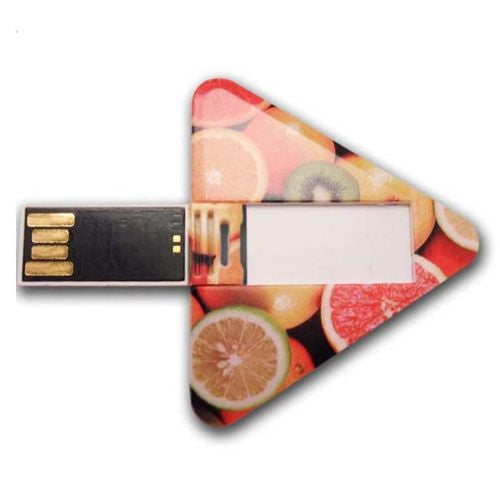Triangle USB Flash Drive - Promotional Products