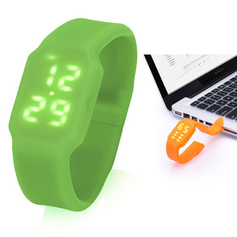 USB Watch - Promotional Products