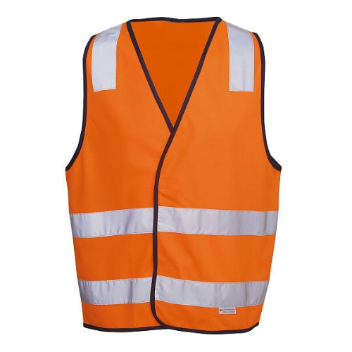 Hi Vis Safety Vest - Day/Night Use - Corporate Clothing