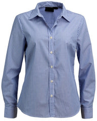 Reflections Striped Corporate Shirt - Corporate Clothing