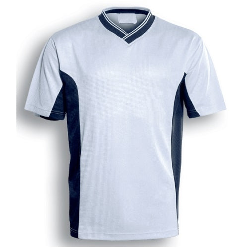 San V-Neck Soccer Jersey - Promotional Products