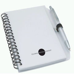 Classic Convention Pad-n-Pen - Promotional Products