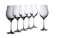 Eclipse White Wine Glasses 370ml - Promotional Products