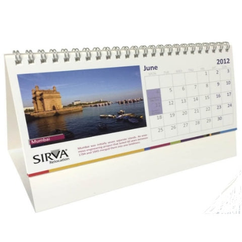 Office Desk Calendar - Promotional Products