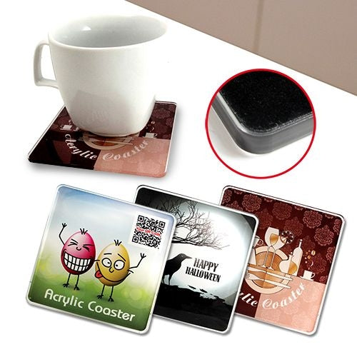 Acrylic Coasters - Promotional Products