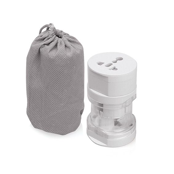 Cambridge Universal Travel Power Adapter - Promotional Products
