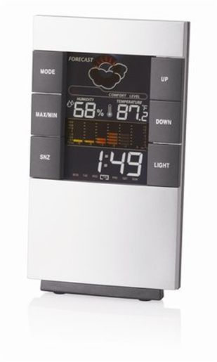 Cambridge Weather Station Clock - Promotional Products