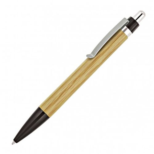 Cambridge Wooden Bamboo Pen - Promotional Products