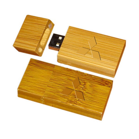 Yield Wooden USB Flash Drive - Promotional Products