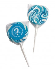 Yum Swirl Lollipops - Promotional Products