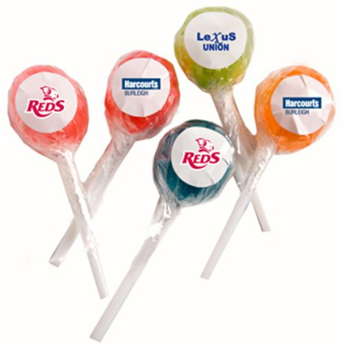 Yum Ball Lollipop - Promotional Products
