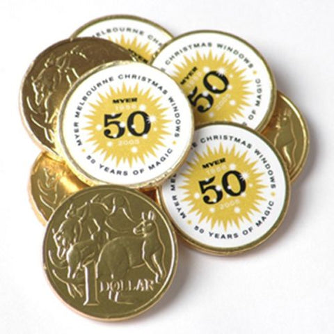 Yum Chocolate Coins - Promotional Products