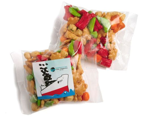 Yum Not So Sweet Treats 50gram Bags - Promotional Products