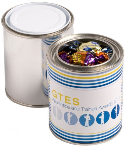 Yum Tin of Paint with Lollies - Promotional Products