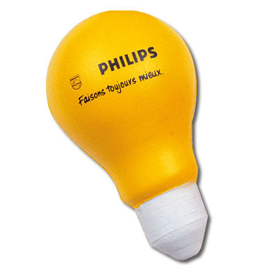 Bleep Stress Light Bulb - Promotional Products