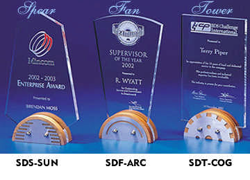 Steelarc Desk Awards - Promotional Products