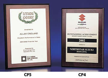 Classic Plaques - Promotional Products
