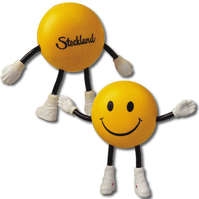Bleep Stress Smile Guy - Promotional Products