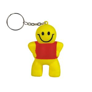 Promo Stress Little Man Keyring