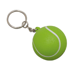 Promo Tennis Ball Keyring