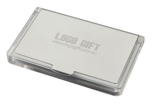 Euro Lucid Card Case - Promotional Products