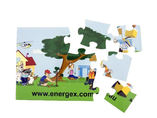 Econo A5 Magnetic Jigsaw - Promotional Products