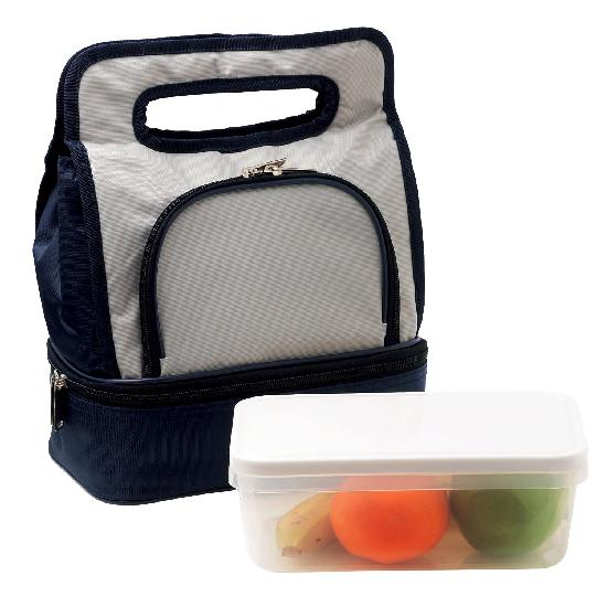 Oxford Lunch Box Cooler Bag - Promotional Products