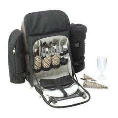 Oxford 4 Person Picnic Backpack - Promotional Products