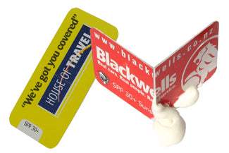 Snap Sachet Sunscreen - Promotional Products