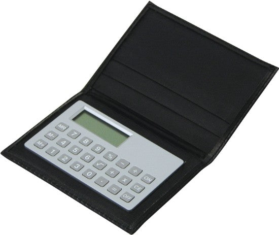 Dezine Calculator Business Card - Promotional Products