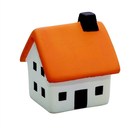 Promo Stress House Orange Roof - Promotional Products