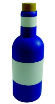 Promo Stress Wine Bottle - Promotional Products