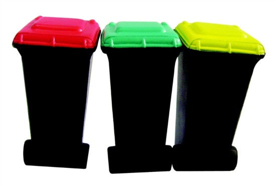 Promo Stress Rubbish Bin - Promotional Products