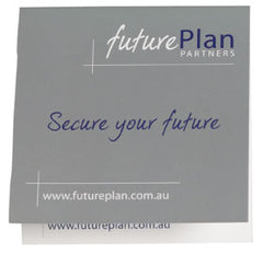 Sticky Note Pad with Cover - Promotional Products