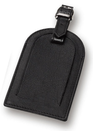 R&M Premium Leather Luggage Tag - Promotional Products
