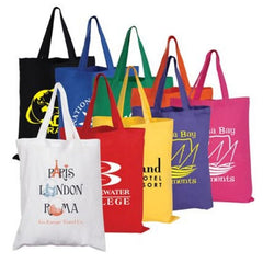 Bleep Coloured Cotton Tote - Promotional Products
