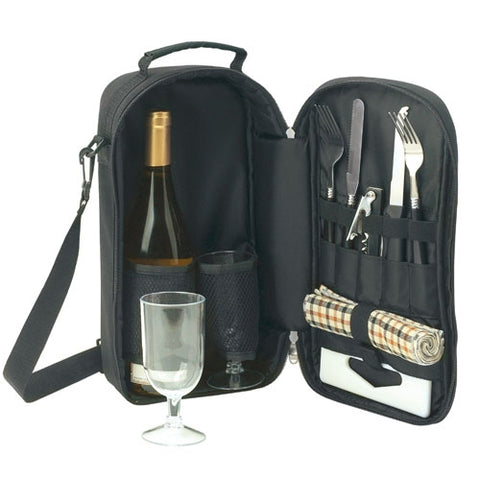 Oxford Wine and Cheese Cooler Bag - Promotional Products
