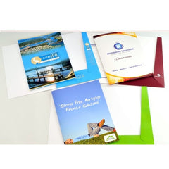 Presentation Folders - Promotional Products