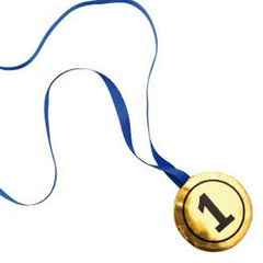Devine Chocolate Medal - Promotional Products