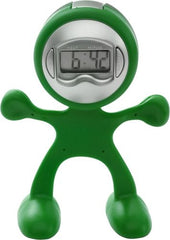 Milan Flexi Person Clock - Promotional Products