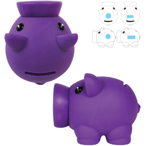 Bleep Benny Piggy Bank