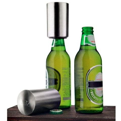 Push Click Bottle Opener - Promotional Products